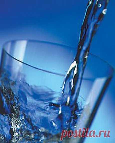Волшебная вода.