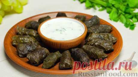 Рецепт: Долма на RussianFood.com