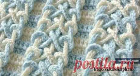 Las cintas en kopilochku\u000a#узоры #klubok_spb_ru #нитки #вязание #handmade #красота #зима #питер #интересное