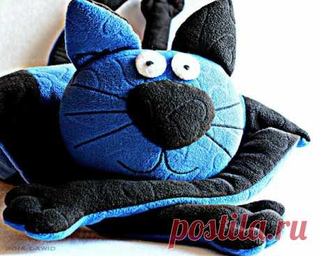 «Кот-подушка. » — карточка пользователя semenischena.anna в Яндекс.Коллекциях