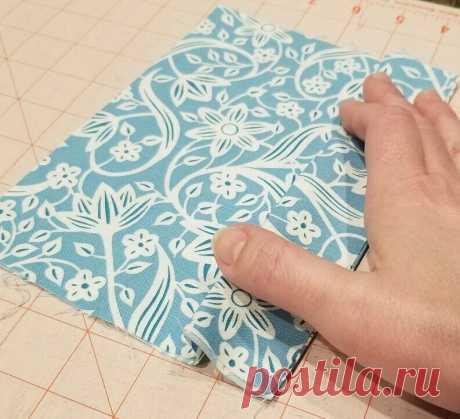 Защитная маска для лица из ткани со складками – самый простой способ! (Шитье и крой) – Журнал Вдохновение Рукодельницы