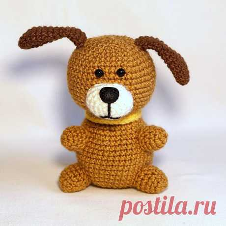 How to connect an amiguruma doggie. Already you know master classes that a symbol of 2018 - a dog? Loyal friend, favourite and boon companion! Surely, just it is necessary to materialize this symbol in needlework! For example, to connect a doggie by a hook. We will not raise Ddavayte on great today, and we will choose option simpler: little dog-amigurumi.