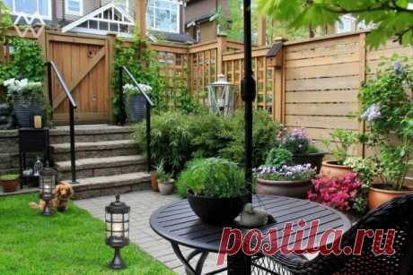 26 идей, которые сделают сад уютнее и облегчат уход за растениями | В огороде | Яндекс Дзен