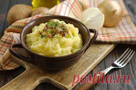 Идеальное пюре: 10 секретов приготовления - KitchenMag.ru