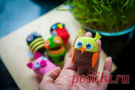 Удачная идея: игрушки из коробочек от киндеров | Живые вещи | Яндекс Дзен