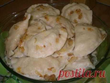 Научилась делась вареники с картошкой еще вкуснее. Рассказываю, на чем теперь замешиваю тесто | Вкусно и полезно | Яндекс Дзен
