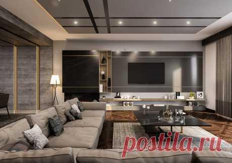Модные виды отделки стен в дизайне интерьера: 10 идей — Roomble.com