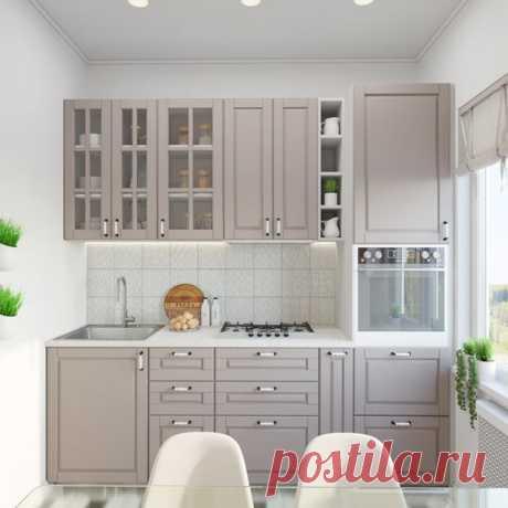 Проект двухкомнатной квартиры в Химках, 54 м2 Дизайн: Оксана Цымбалова Посмотреть целиком: