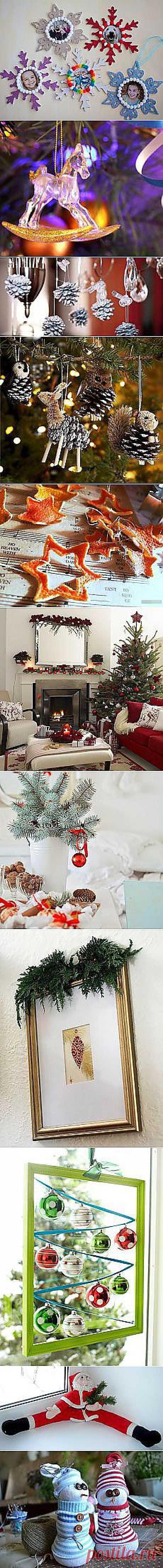 Дед Мороз: Готовим дом к Новому году | Постила.ru