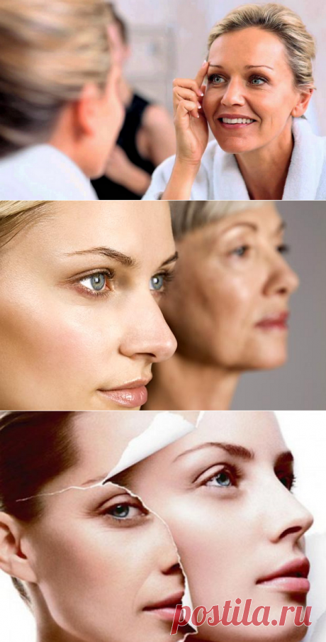 Anti-aging care for skin