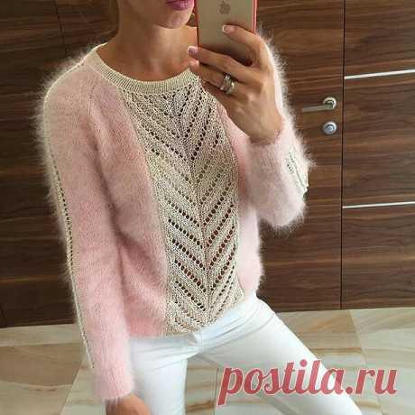 Izabella в Instagram: «Вот такой нежный и женственный пуловер из ангоры для примера вам 😍💞👍 Свяжу для вас любую фантазию🎆👍💞 Красивые, уютные вещи сделают холодные…» 151 отметок «Нравится», 22 комментариев — Izabella (@izabella.knitting) в Instagram: «Вот такой нежный и женственный пуловер из ангоры для примера вам 😍💞👍 Свяжу для вас любую…»