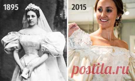 В этом платье выходят замуж уже 120 лет!