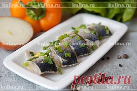 Домашняя селедка – рецепт приготовления с фото от Kulina.Ru