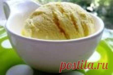 Яблочное мороженое - рецепт с фото на Повар.ру