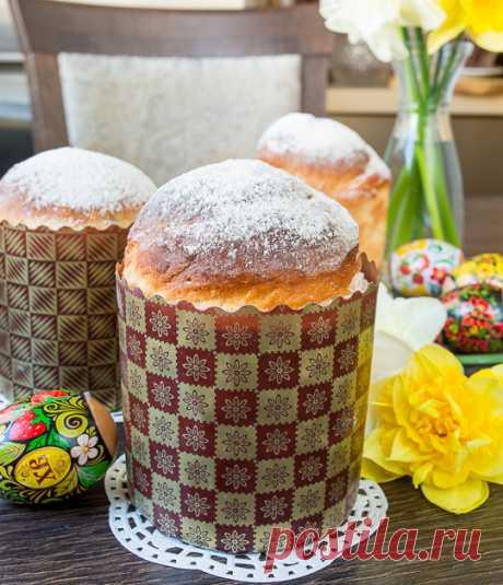 Медовый кулич - Пошаговый рецепт с фото | Выпечка | Вкусный блог - рецепты под настроение