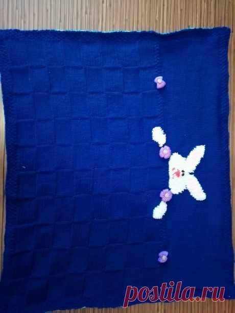 Плед-одеяло для детей.