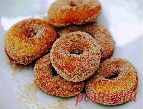 Домашние пончики » Рецепты, салаты, закуски с фото, диеты
