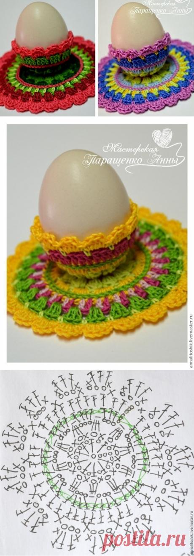 Праздничная подставка для яиц