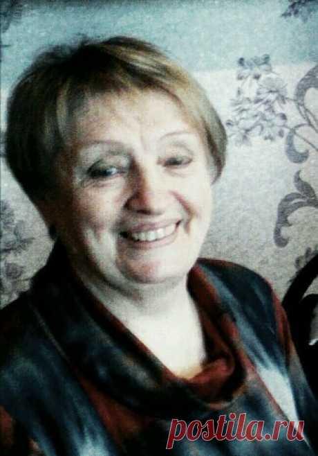 Татьяна Мазалова