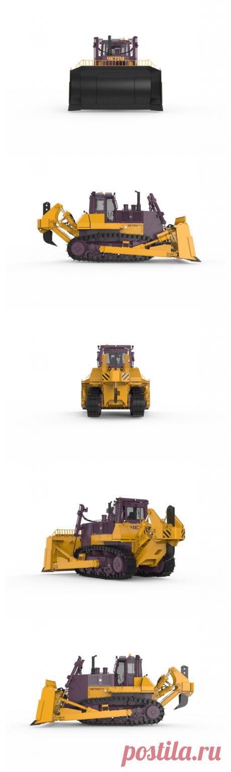 Купить бульдозер ЧЕТРА Т40 в Минске | Бульдозер ЧЕТРА Т 40, технические характеристики, фото, цена