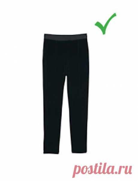 Как правильно выбрать брюки:Идеальный гардероб