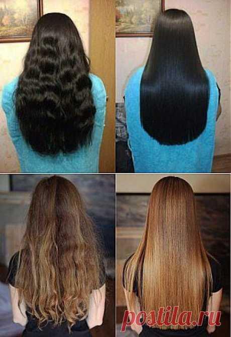 Как сделать домашнее ламинирование волос желатином - рецепт | семиделка.ру