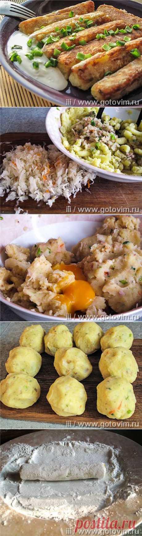 Рыцарские колбаски. Фото-рецепт / Готовим.РУ