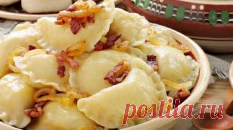 Potato dumplings which do not boil soft!
