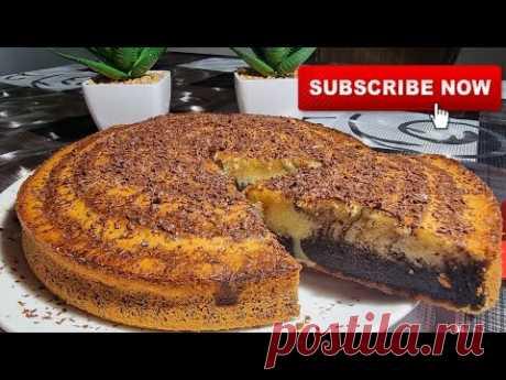 Вы будете делать этот торт КАЖДЫЙ ДЕНЬ, это займет всего 1 МИНУТУ! # 346