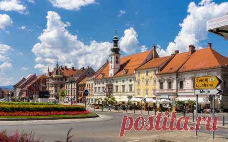 Марибор, Словения #Админ@slavpriroda
