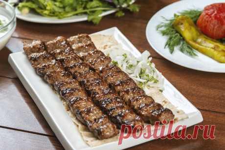 Люля-кебаб рецепт с фото пошагово