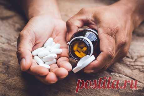 ВНИМАНИЕ! Эту пятерку лекарственных препаратов НЕЛЬЗЯ принимать совместно