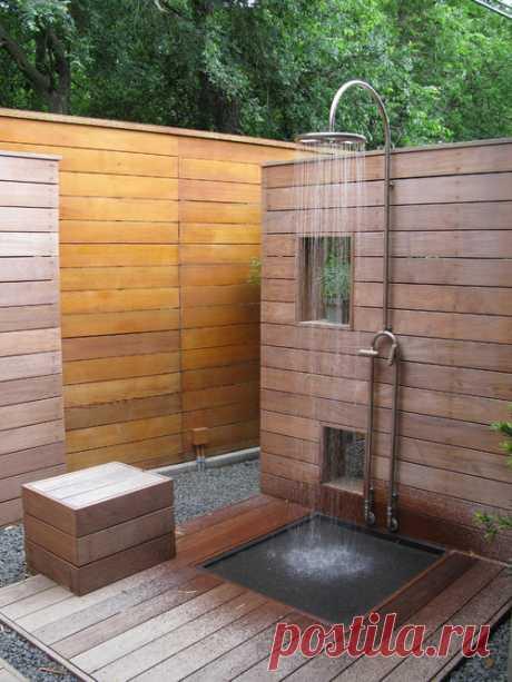 15 душем на открытом воздухе, что будет полностью сделать Вы хотите, чтобы сполоснуться на солнце (фото)