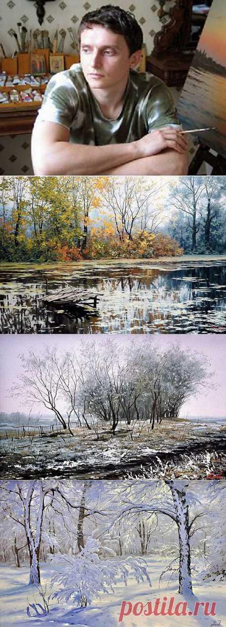 Нереально реальная живопись Алексея Адамова | Искусство