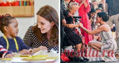 Быть леди: 9 правил этикета, которые сделают принцессу из кого угодно