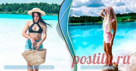 Жители российского города превратили местное озеро в Мальдивы. Только купаться там опасно для жизни | Краше Всех