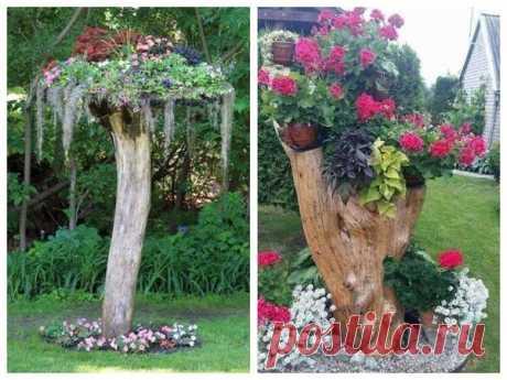 Эксклюзивные цветочные контейнеры, которые вы легко сделаете своими руками