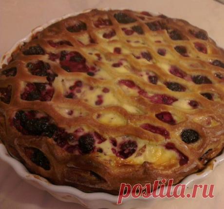 Печем фруктовый пирог и учимся не голодать. Худеем вкусно!!! :: Основной сайт