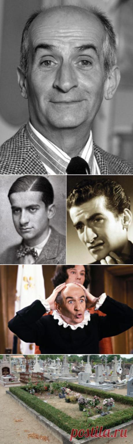 Louis de Funes – the biography, a photo, private life, movies, comedies - 24SMI