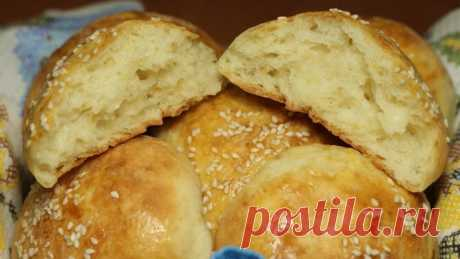 Вкусный рецепт бездрожжевых творожных булочек! Уверена, вам понравится !