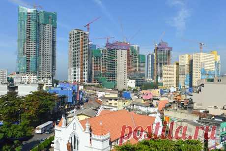 Шри-Ланка:Достопримечательности неофициальной столицы -Коломбо!