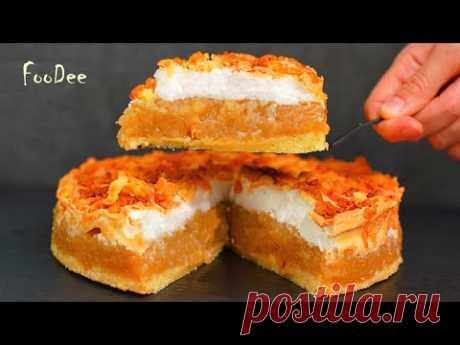 Вместо Шарлотки – Яблочный пирог Облака – очень много начинки, мало теста!