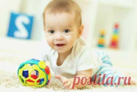 Нужны ли игрушки грудному ребенку? Если нужны то какие?