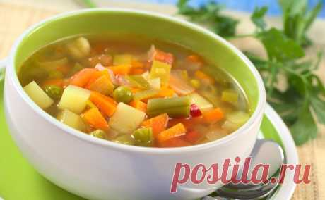 Жиросжигающий суп рецепты приготовления