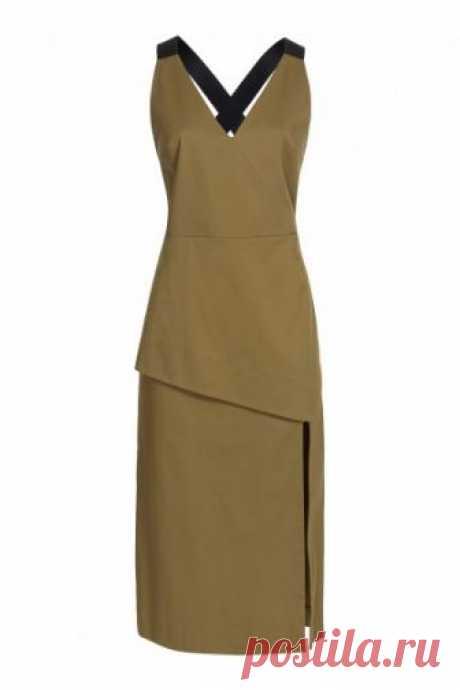 Официальный интернет магазин VASSA&Co - Женская коллекция - Платье V189826N-1474C74
