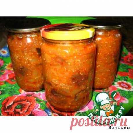 """Закуска """"Бакат"""" - кулинарный рецепт"""