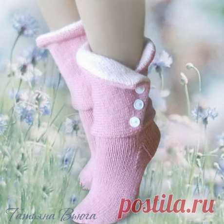 Настасья. Носки вязаные, шерстяные – купить в интернет-магазине на Ярмарке Мастеров с доставкой Настасья. Носки вязаные, шерстяные - купить или заказать в интернет-магазине на Ярмарке Мастеров | Вязаные носки Настасья. Верх двойной,…