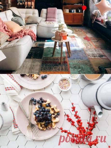 Как сделать дом уютнее к осени