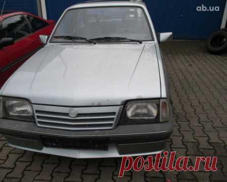 Купить Кузов лонжерон на легковые Opel Ascona в Украине цена 0 грн на Автобазаре. - 16900809