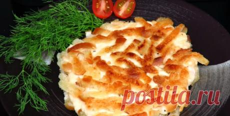 Куриный шницель по-министерски - Рецепт с фото пошагово